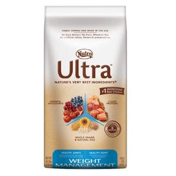 Nutro Ultra Canine Weight Management 4.5lb