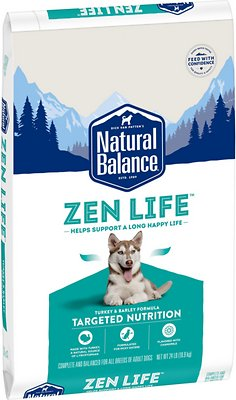 Natural Balance Targeted Nutrition Zen Life Dry Dog Food