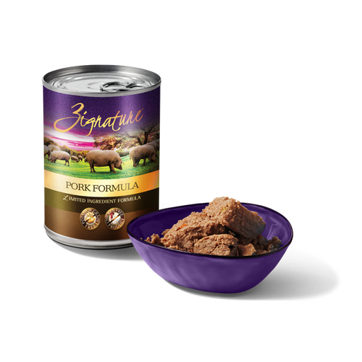 Zignature Pork Formula 13 oz