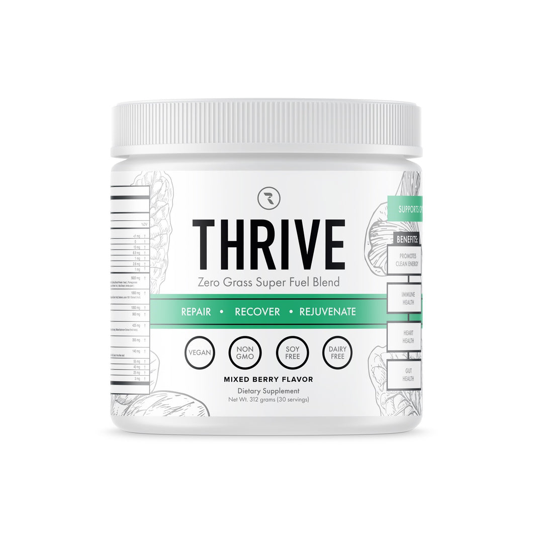 Copy of THRIVE:  Superfood Drink (30 servings)