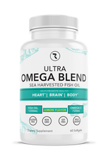 ULTRA Omega Blend Fish Oil