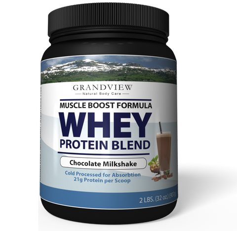 Image of Whey Protein (Chocolate) - 2lb
