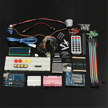 Arduino UNO R3 Starter Kit 1602 LCD Step Motor Breadboard kit parts