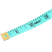 4PCS Body Measuring Ruler Sewing Tailor Tape Measure Soft Flat 60Inch 1.5M