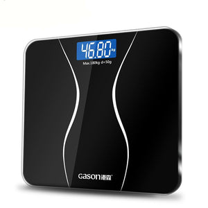 Bathroom Scales in Black or White  0 to 180 kilograms kg  0 to 400 pounds lb