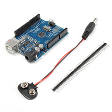 Arduino UNO with power cable