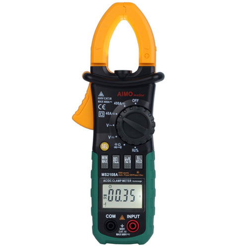 400 amp clamp multimeter