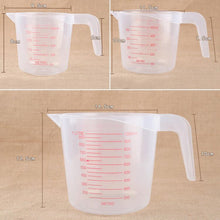 250/500/1000 ml Measuring Cups side view