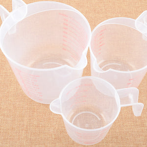 250/500/1000 ml Measuring Cups top view