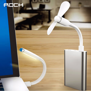 USB fan and USB light