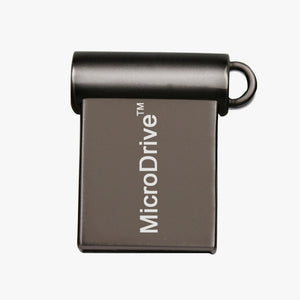 miniature USB 2.0 flash drive black