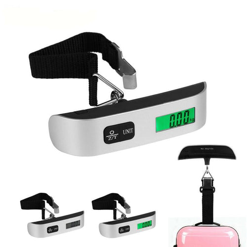 Portable Digital Electronic Luggage Balance Hanging Scale