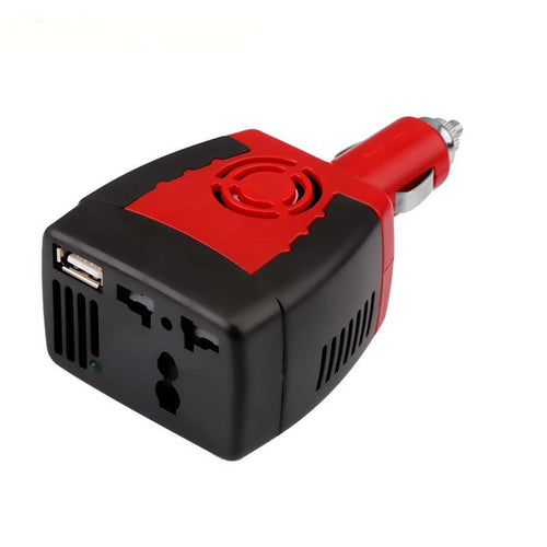 12V To 220V Car Voltage Converter with USB