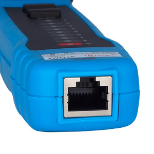 RJ11 RJ45 Cat5 Cat6 Telephone Wire Tracer Toner Ethernet LAN Network Cable Tester Detector