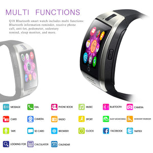 Smartwatch with 21 application list