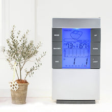 Indoor Weather Station - Temperature, Humidity, clock, calendar