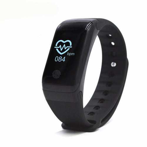 Smart Bracelet Heart rate Monitor Pedometer Waterproof Health Fitness Wearable