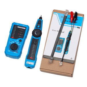 Wire tone tracer and Ethernet tester tools kit