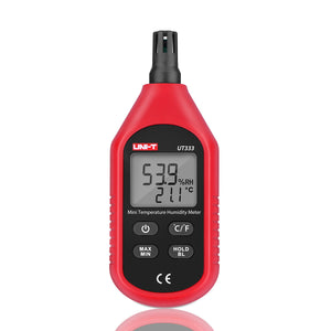 Digital Humidity and Temperature tool