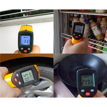 Handheld Laser Temperature Gun applications