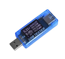 8 in 1 USB Tester voltmeter Current Detector Voltage Meter USB Charger Doctor