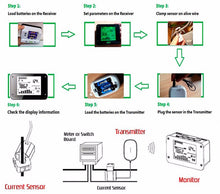 wireless energy monitor instructions
