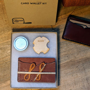 TogetherMade Card Wallet Kit