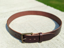 "Classic 1.5"" Belt (FINISHED)"