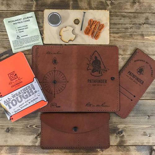 Pathfinder Journal Kit - Limited Edition