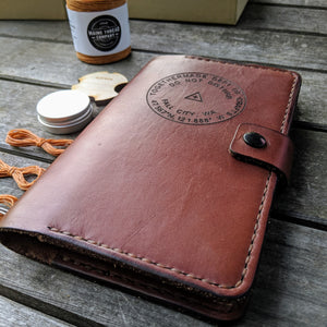 Monument Journal Kit - Brown Skirting