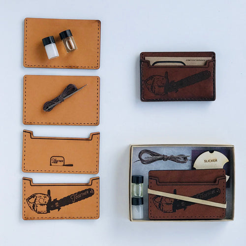 TogetherMade Lumberjack Wallet Kit