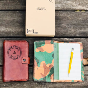 Monument Journal Kit - Camo