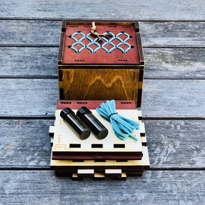 TogetherMade Camp Keepsake Box