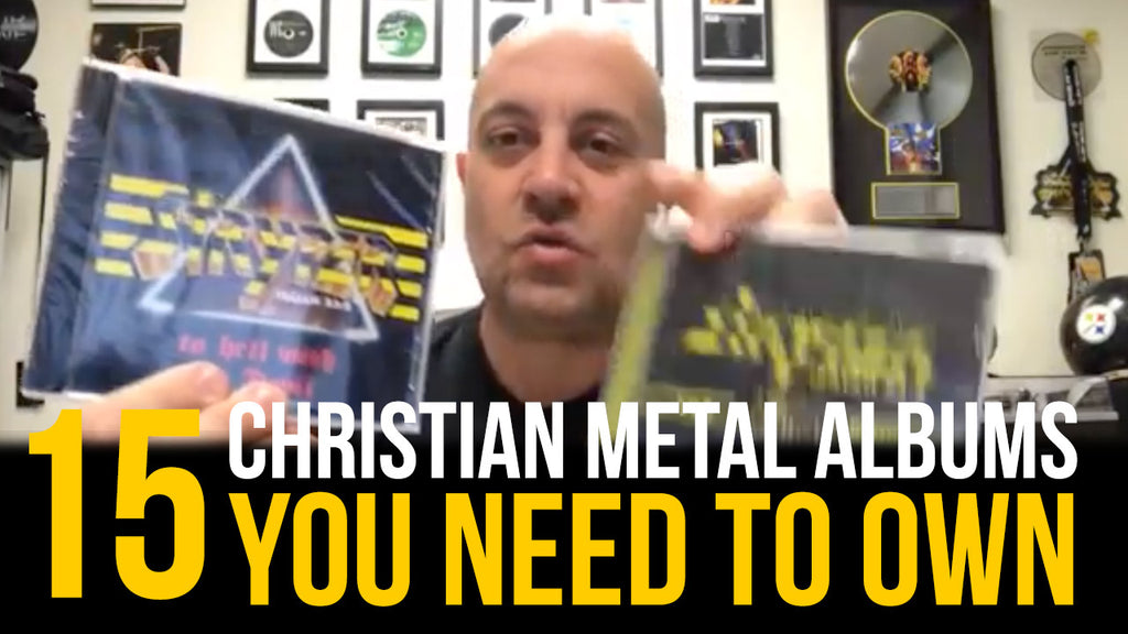 15 Christian Metal Albums That You Must Own