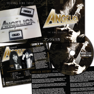 Angelica - The Demo Sessions Artwork Discusssions