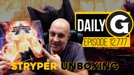 Stryper Just Pulled Off the Impossible - Daily G Episode 12/777