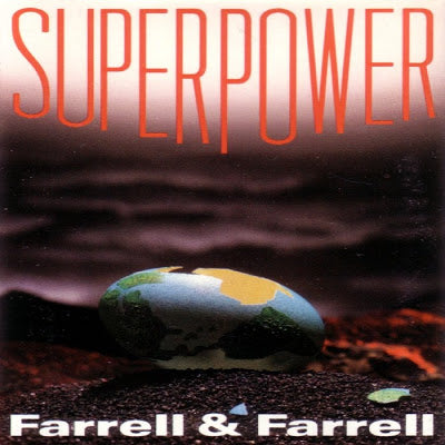 Farrell & Farrell - Superpower (CD) Pre-Owned - Christian Rock, Christian Metal