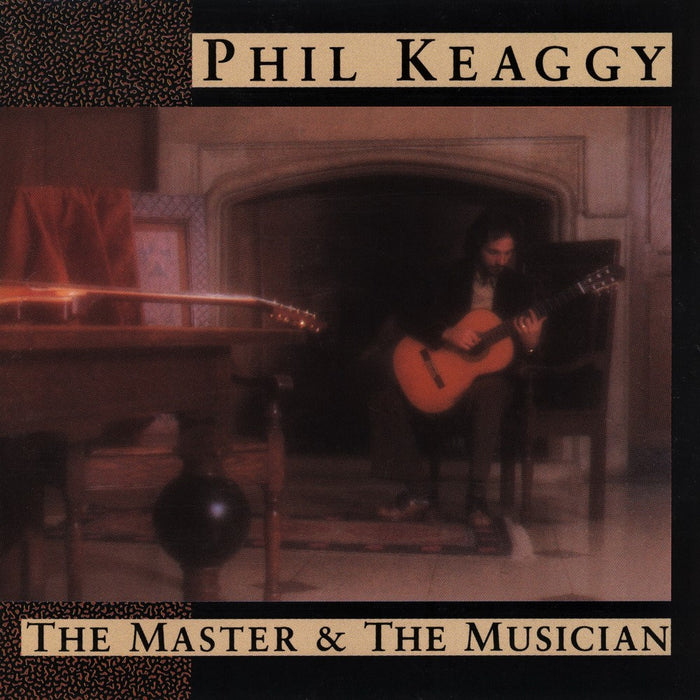 Phil Keaggy - Master and the Musician (Used CD) - Christian Rock, Christian Metal