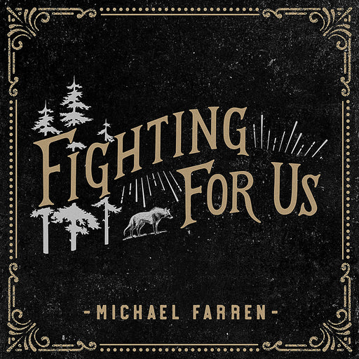 Michael Farren – Fighting For Us (CD) - Christian Rock, Christian Metal