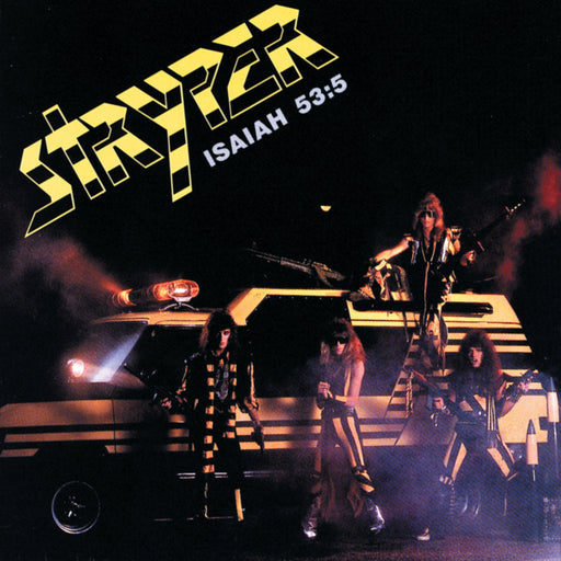 🔥  STRYPER - SOLDIERS UNDER COMMAND (JAPAN IMPORT) NEW-CD