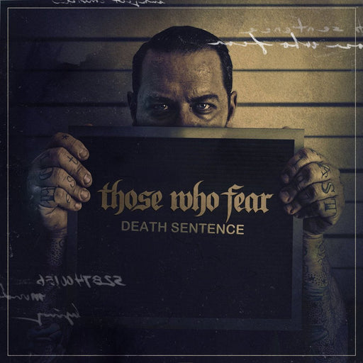 Those Who Fear - Death Sentence (CD) - Christian Rock, Christian Metal