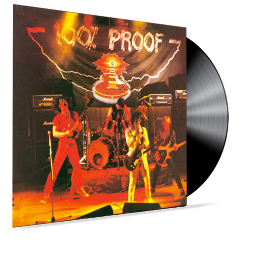 100% Proof (Vinyl) - Christian Rock, Christian Metal