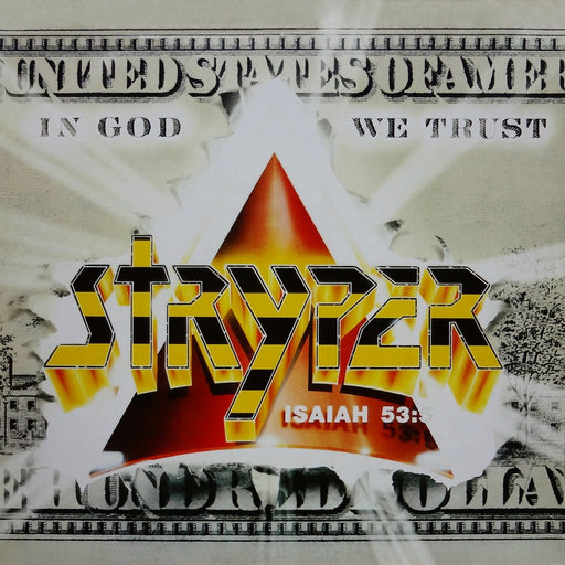 🔥  STRYPER - IN GOD WE TRUST (JAPAN IMPORT) NEW-CD !!!!