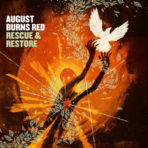 August Burns Red - Rescue and Restore (CD)