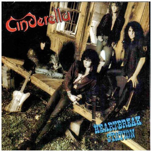 Cinderella - Heartbreak Station (CD)