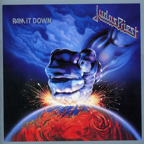 Judas Priest - Ram It Down (CD)  2 Bonus Tracks