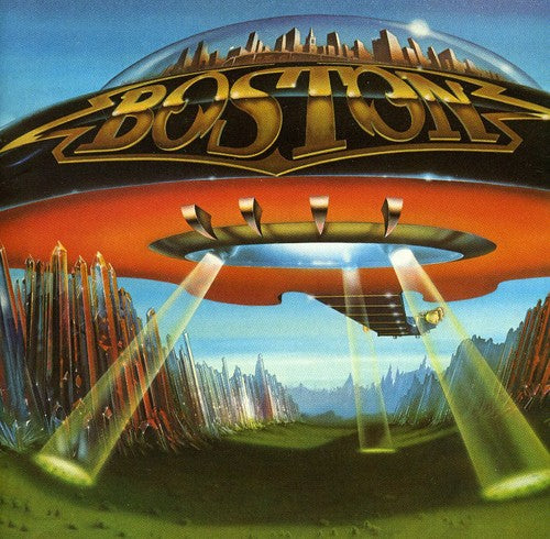 Boston - Don't Look Back (CD) New/Sealed CD