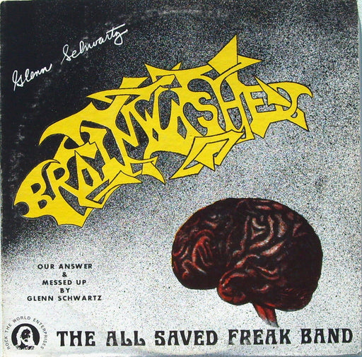All Saved Freak Band - Brainwash (CD)