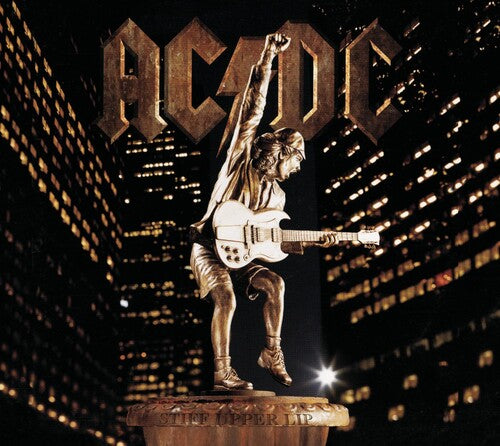 AC/DC - Stiff Upper Lip (CD) New/Sealed CD