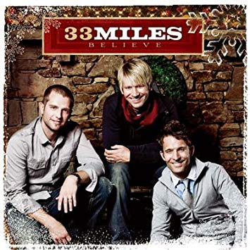 33 Miles - Believe (CD) - Christian Rock, Christian Metal